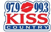 97.9 and 99.3 KISS Country