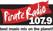 Pirate Radio 107.9. Best music mix on the planet!