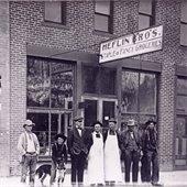 historic downtown Farmington, New Mexico