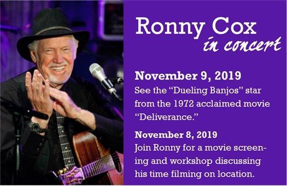 Ronny Cox in Concert