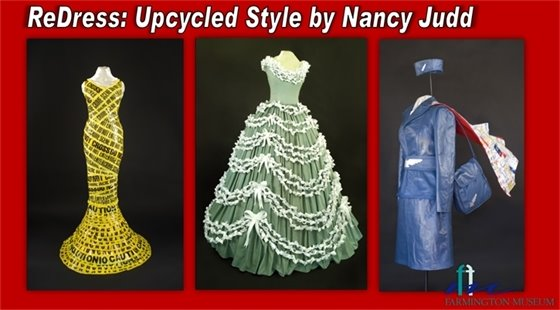 ReDress: Upcycled Style by Nancy Judd