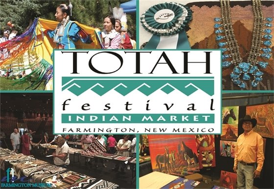 Totah Festival & Indian Market, Farmington, New Mexico