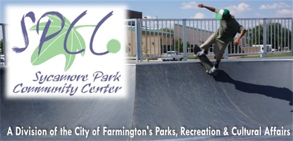 Sycamore Park Community Center, a division of the City of Farmington's Parks, Recreation & Cultural Affairs