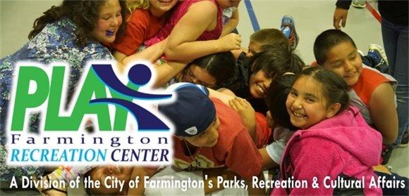 Farmington Recreation Center, A division of the City of Farmington's Parks, Recreation & Cultural Affairs