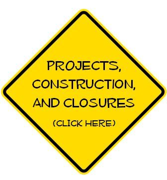 Projects Construction and Closures Button