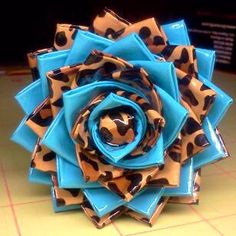 duct-tape-flower