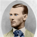 Jesse James, c1882 (Library of Congress)