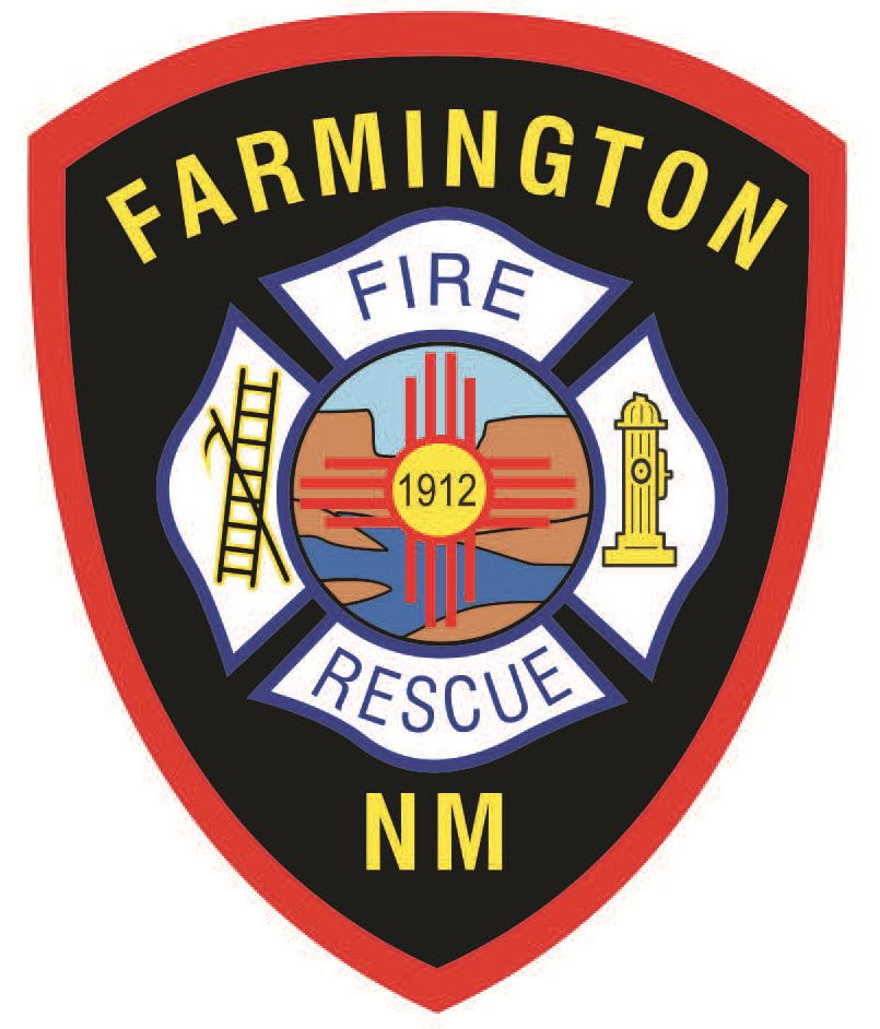 Farmington Fire patch