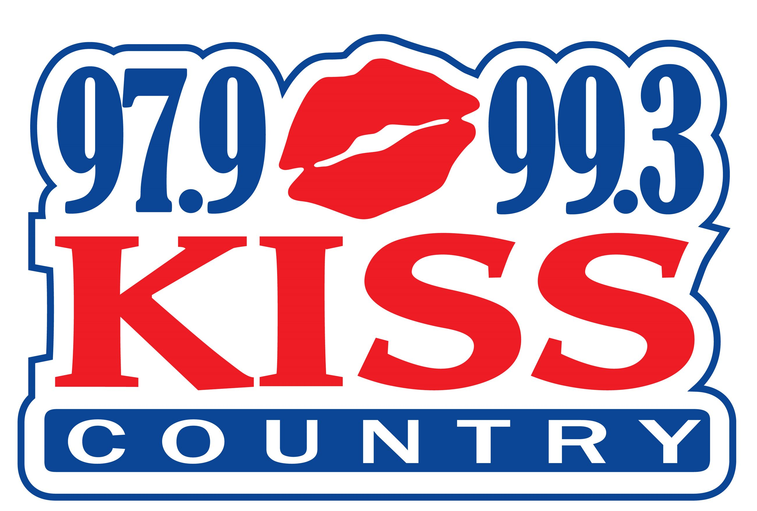 New KISZ logo with 99.3