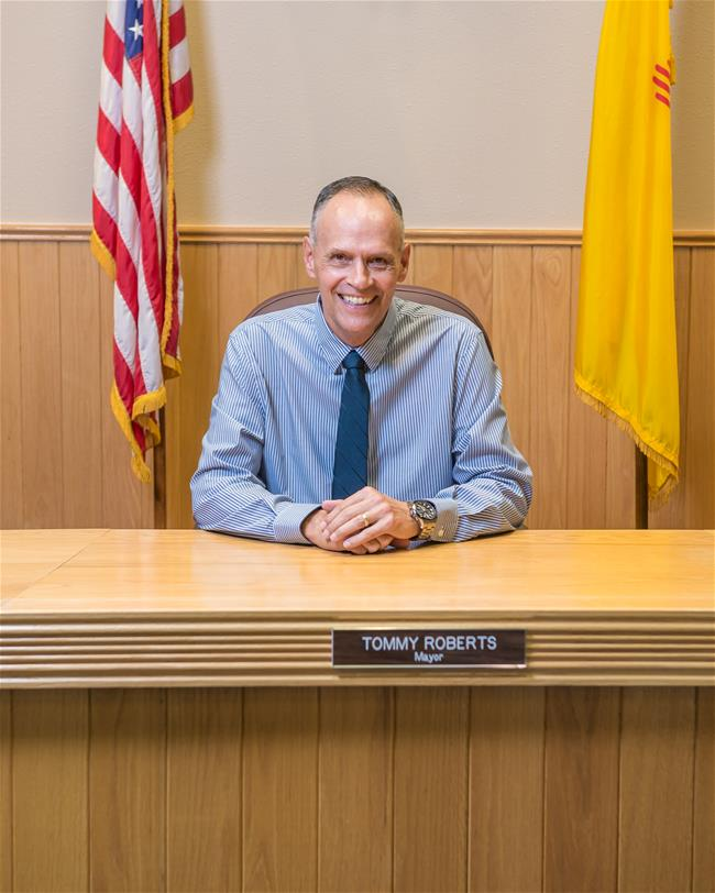 Mayor of Farmington- Tommy Roberts