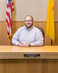 City Councilor- Nate Duckett