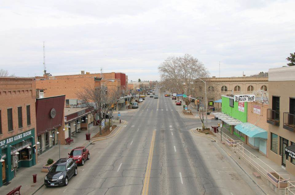 Downtown Farmington (March 2015)
