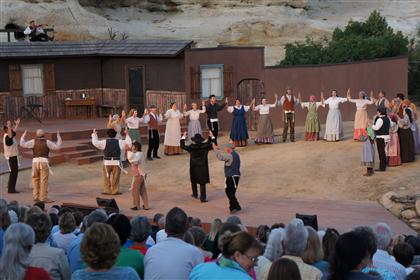 2012 Sandstone Production of Fiddler on the Roof