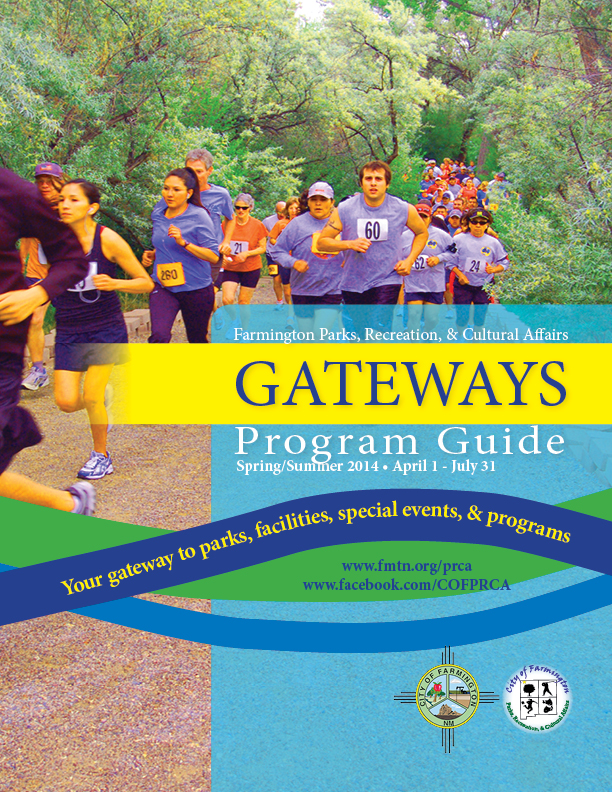 Gateways Program Guide April 1 - July 31