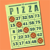 Pizza and Bingo
