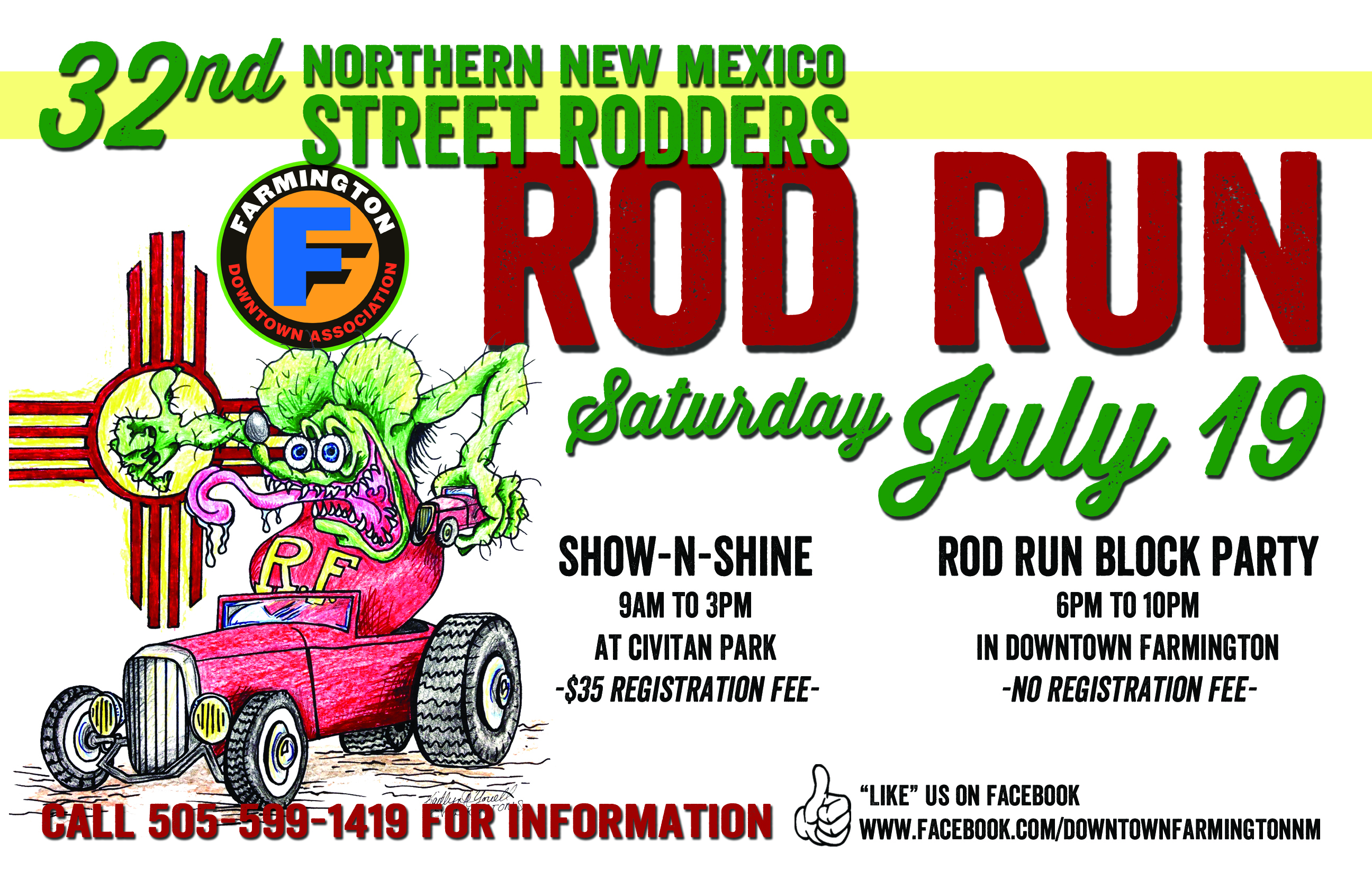 2014 Rod Run Post Card Front.jpg