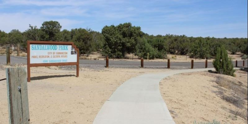 Sandalwood Park Walking Trail