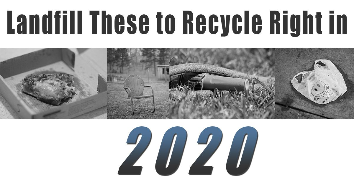 Recycle Right 2020