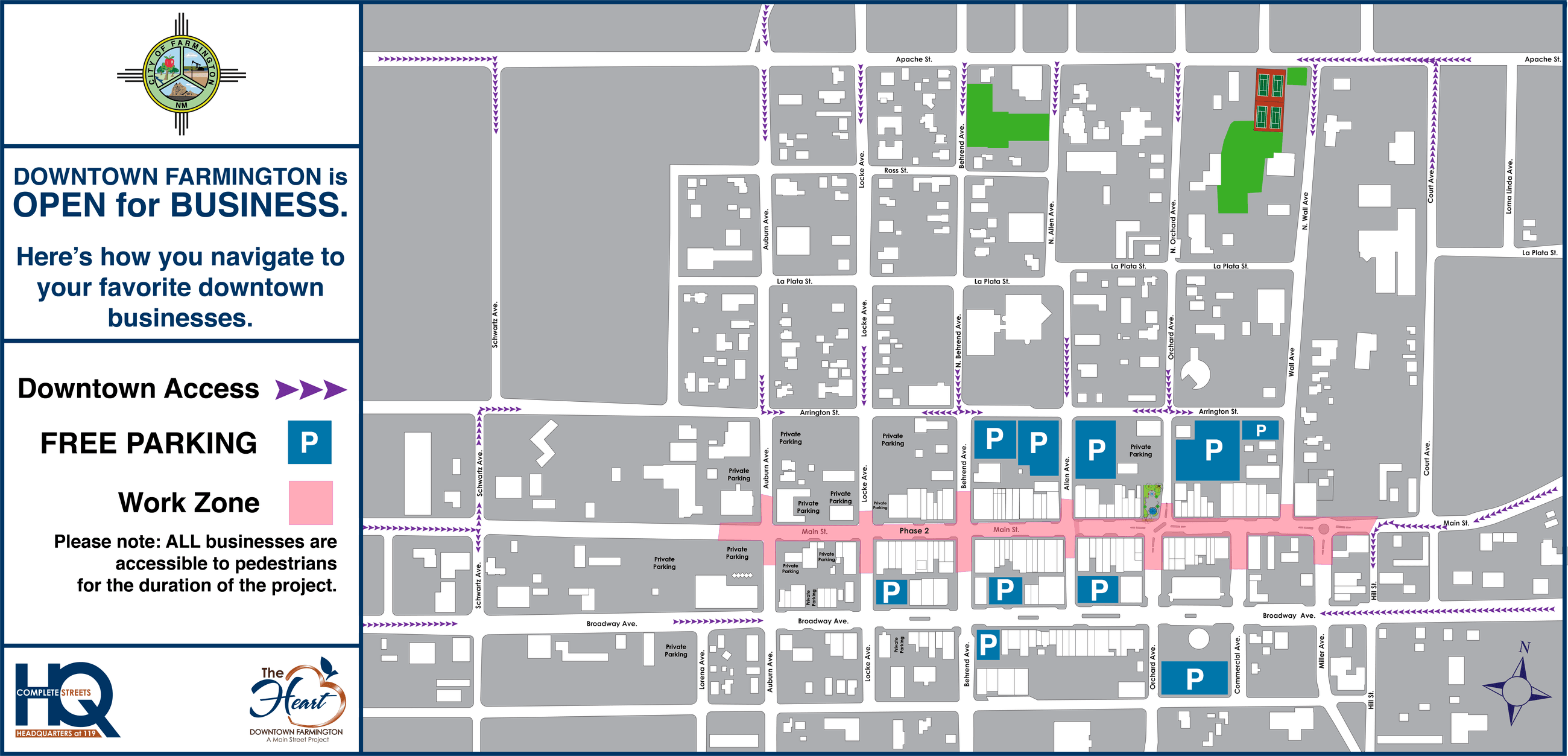 DowntownAccessMapPhases 1-2_Updated