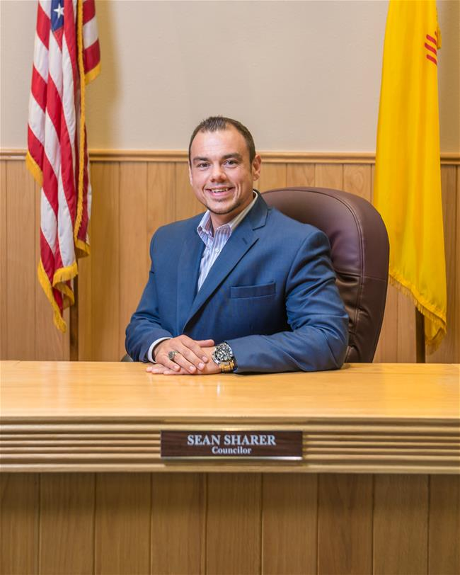 City Councilor- Sean Sharer